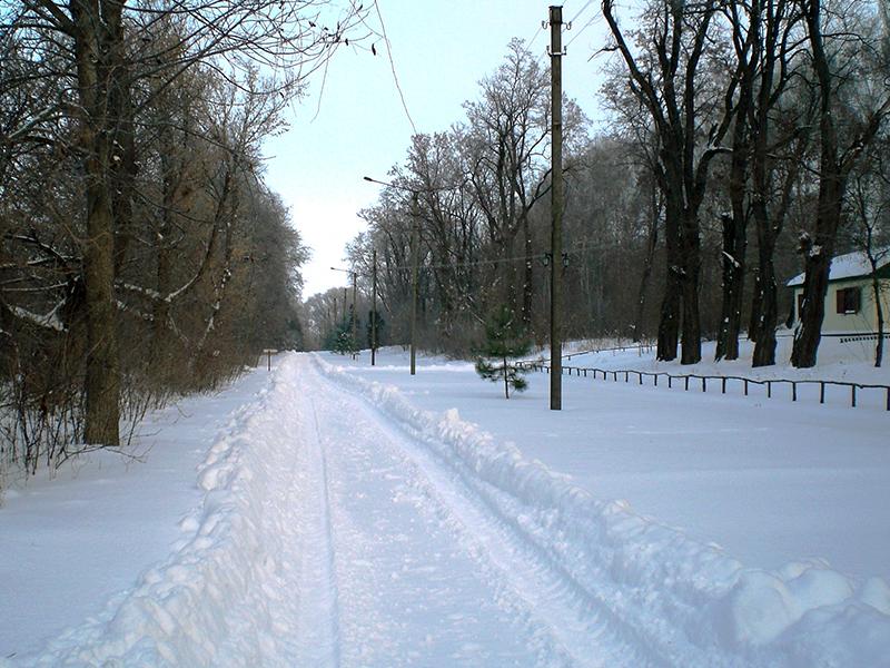 База Чайка. Зимовий відпочинок